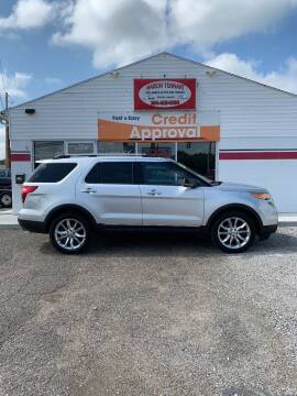 2012 Ford Explorer for sale at MARION TENNANT PREOWNED AUTOS in Parkersburg WV
