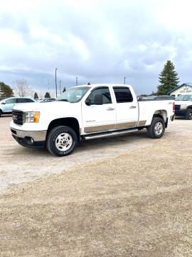 2011 GMC Sierra 2500HD for sale at Rice Auto Sales in Rice MN