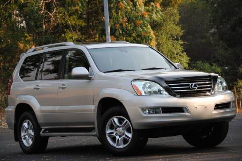 2005 Lexus GX 470 for sale at VSTAR in Walnut Creek CA
