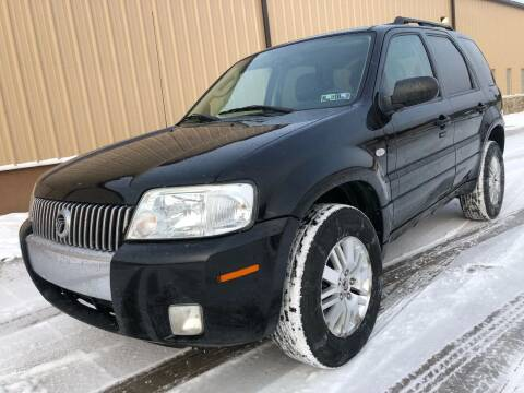 2005 Mercury Mariner for sale at Prime Auto Sales in Uniontown OH