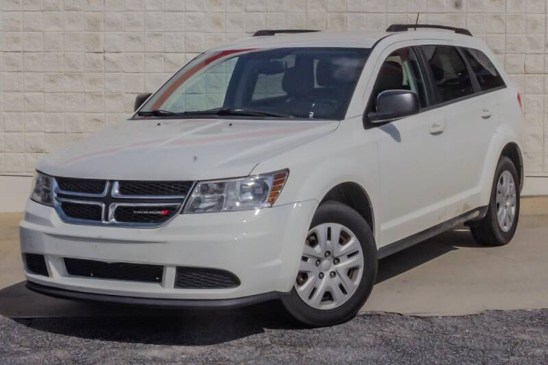 2016 Dodge Journey for sale at Cannon Auto Sales in Newberry SC