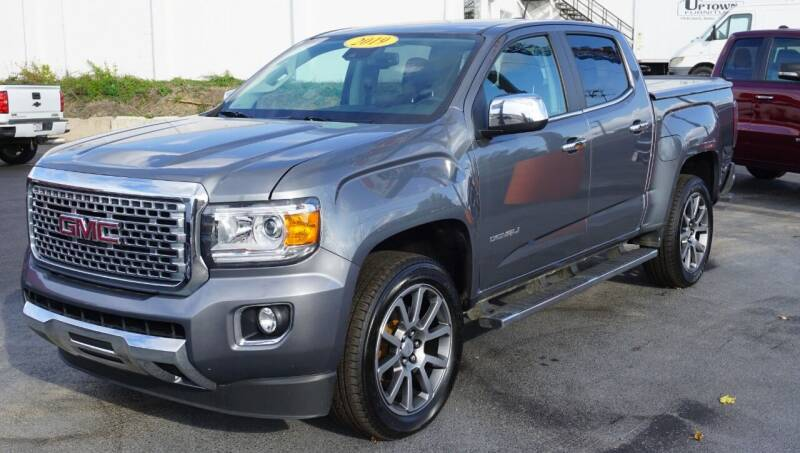 2019 GMC Canyon for sale at Ricks Auto Sales, Inc. in Kenton OH