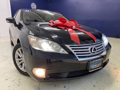 2011 Lexus ES 350 for sale at The Car House of Garfield in Garfield NJ