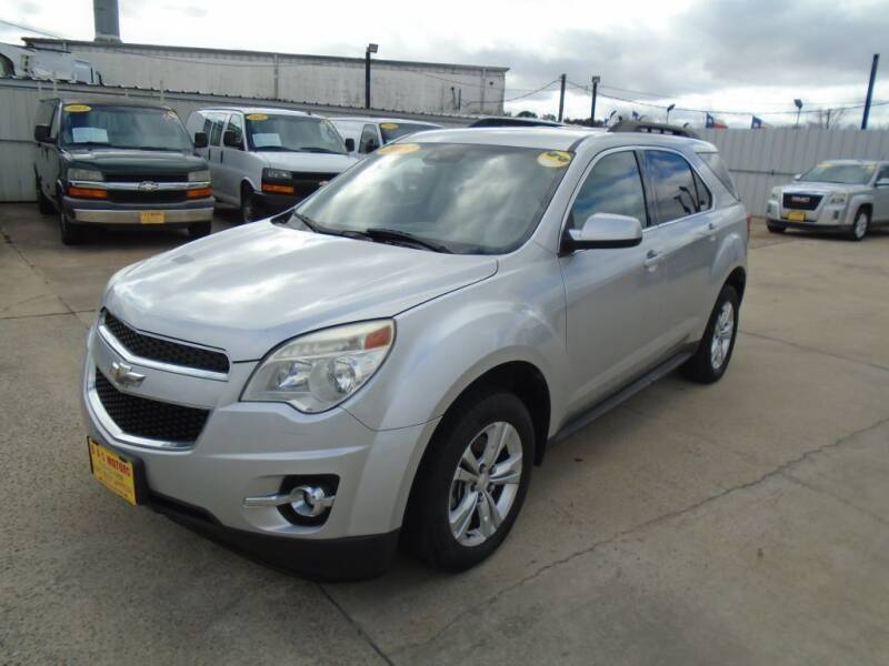 2015 Chevrolet Equinox for sale at BAS MOTORS in Houston TX
