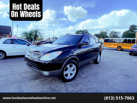 2011 Hyundai Veracruz for sale at Hot Deals On Wheels in Tampa FL