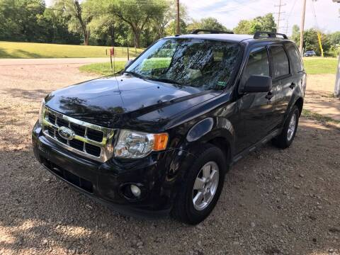 2012 Ford Escape for sale at Budget Auto Sales in Bonne Terre MO