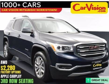 2017 GMC Acadia for sale at Car Vision Buying Center in Norristown PA
