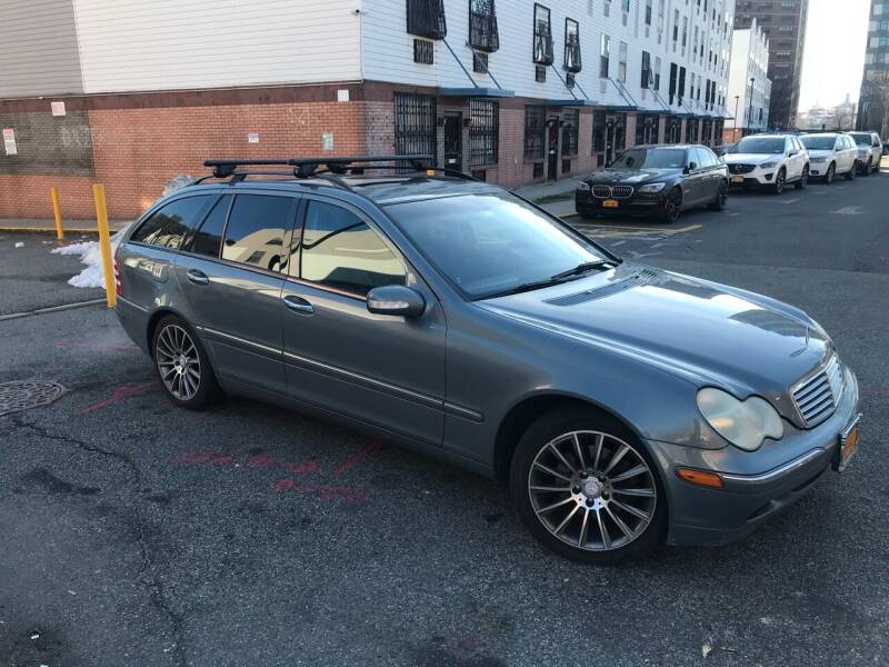 2004 Mercedes-Benz C-Class for sale at Towne Auto Sales in Kearny NJ