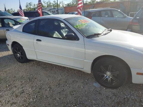 2004 Pontiac Sunfire for sale at Finish Line Auto LLC in Luling LA