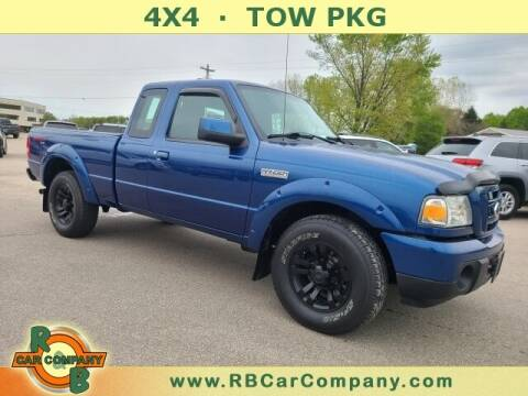 2011 Ford Ranger for sale at R & B Car Co in Warsaw IN