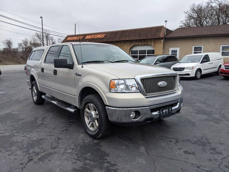 2006 Ford F-150 for sale at Worley Motors in Enola PA