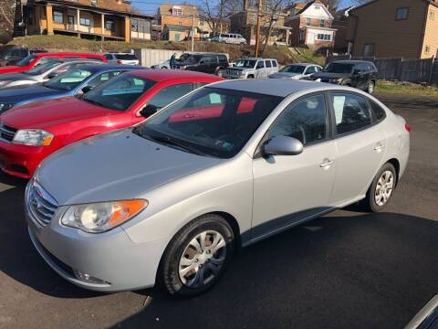 2010 Hyundai Elantra for sale at Fellini Auto Sales & Service LLC in Pittsburgh PA