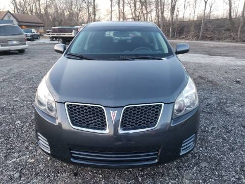 2009 Pontiac Vibe for sale at Johnsons Car Sales in Richmond IN