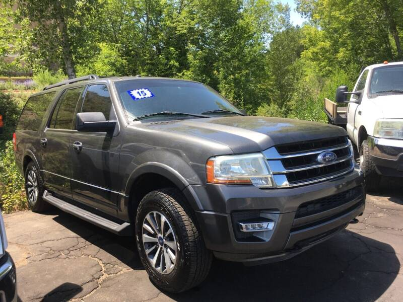 2015 Ford Expedition EL for sale at 4X4 Auto Sales in Durango CO