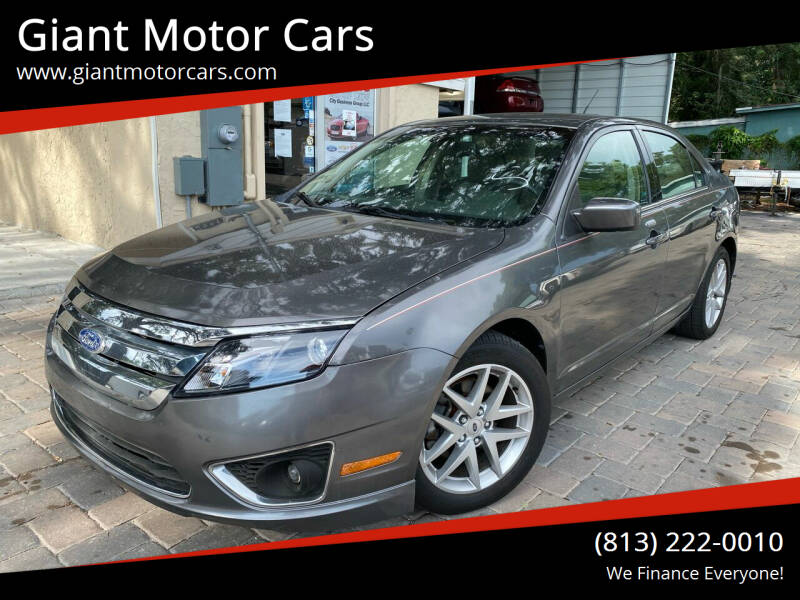 2011 Ford Fusion for sale at Giant Motor Cars in Tampa FL