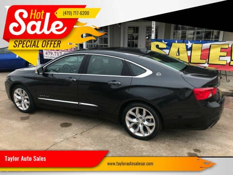2014 Chevrolet Impala for sale at Taylor Auto Sales in Springdale AR