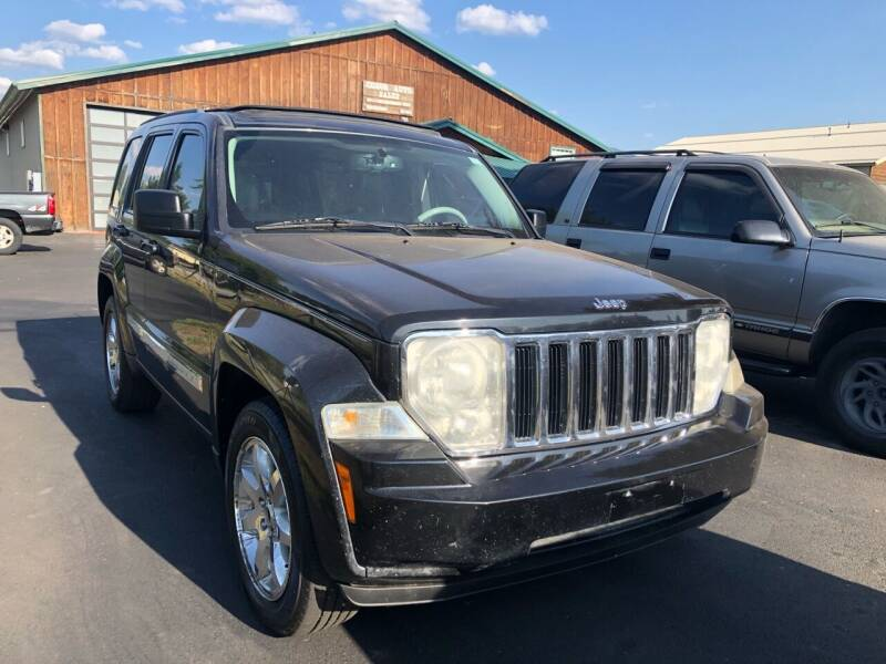 2008 Jeep Liberty for sale at Coeur Auto Sales in Hayden ID