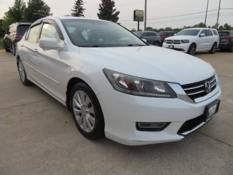 2013 Honda Accord for sale at Import Exchange in Mokena IL