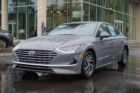 2022 Hyundai Sonata Hybrid for sale at Jeremy Sells Hyundai in Edmonds WA
