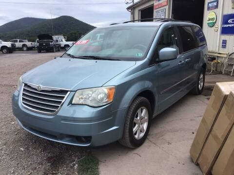 2009 Chrysler Town and Country for sale at Troys Auto Sales in Dornsife PA