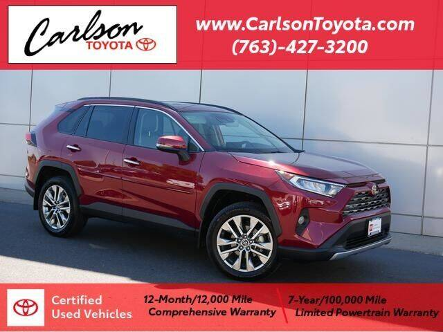 2019 Toyota RAV4 for sale in Coon Rapids, MN
