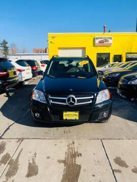 2012 Mercedes-Benz GLK for sale at Hartford Auto Center in Hartford CT