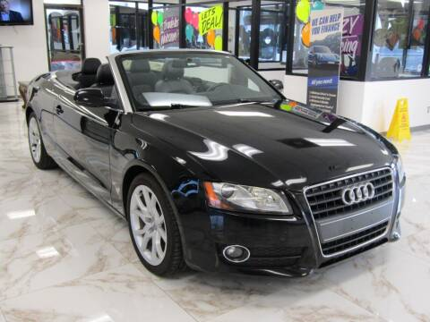 2011 Audi A5 for sale at Dealer One Auto Credit in Oklahoma City OK