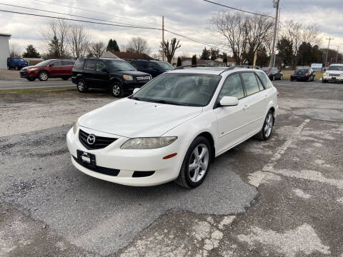 2004 Mazda MAZDA6 for sale at US5 Auto Sales in Shippensburg PA