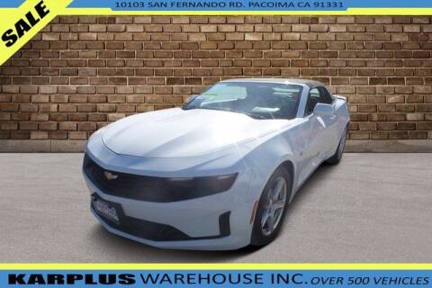 2019 Chevrolet Camaro for sale at Karplus Warehouse in Pacoima CA