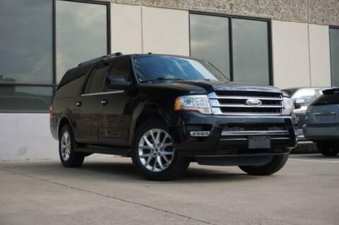 2017 Ford Expedition EL for sale at Dallas Auto Finance in Dallas TX