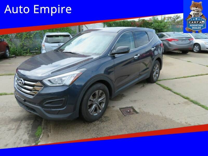 2014 Hyundai Santa Fe Sport for sale at Auto Empire in Brooklyn NY