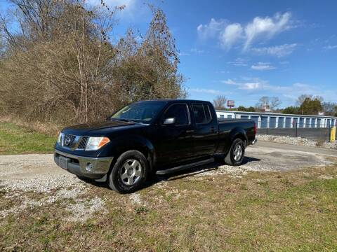 2007 Nissan Frontier for sale at Tennessee Valley Wholesale Autos LLC in Huntsville AL