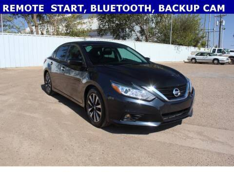 2017 Nissan Altima for sale at STANLEY FORD ANDREWS in Andrews TX