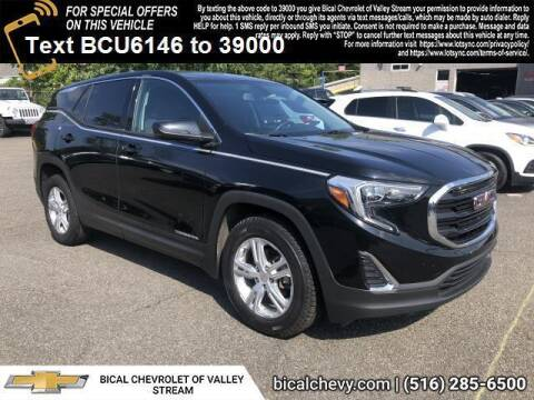 2018 GMC Terrain for sale at BICAL CHEVROLET in Valley Stream NY