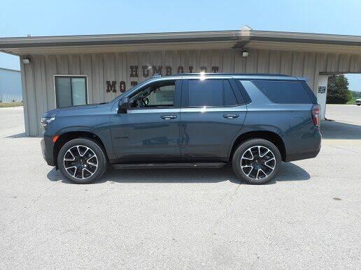 2021 Chevrolet Tahoe for sale in Humboldt, IA