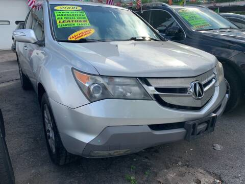 2008 Acura MDX for sale at Gallery Auto Sales in Bronx NY
