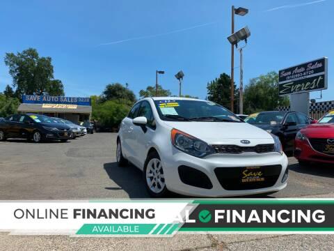 2012 Kia Rio 5-Door for sale at Save Auto Sales in Sacramento CA