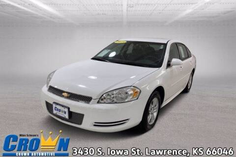 2015 Chevrolet Impala Limited for sale at Crown Automotive of Lawrence Kansas in Lawrence KS
