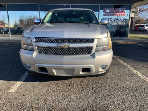 2010 Chevrolet Suburban for sale at Carz Unlimited in Richmond VA