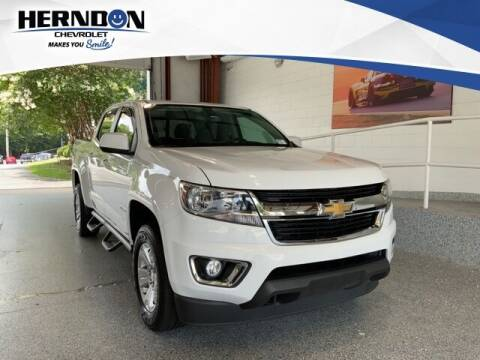 2019 Chevrolet Colorado for sale at Herndon Chevrolet in Lexington SC
