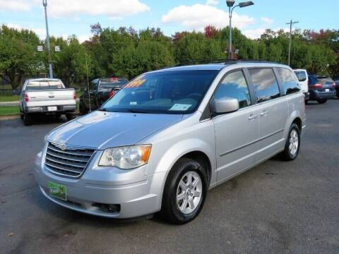 2010 Chrysler Town and Country for sale at Low Cost Cars in Circleville OH