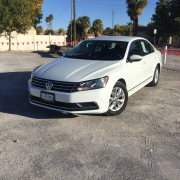 2016 Volkswagen Passat for sale at TOWN & COUNTRY AUTO SALES in Overton NV
