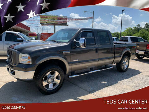 2007 Ford F-250 Super Duty for sale at TEDS CAR CENTER in Athens AL