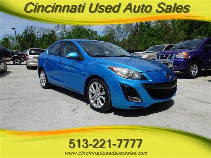 2010 Mazda MAZDA3 for sale in Cincinnati, OH