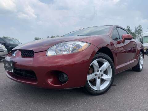 2007 Mitsubishi Eclipse for sale at Autobahn Sales And Service LLC in Hermantown MN