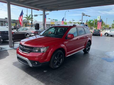 2018 Dodge Journey for sale at American Auto Sales in Hialeah FL