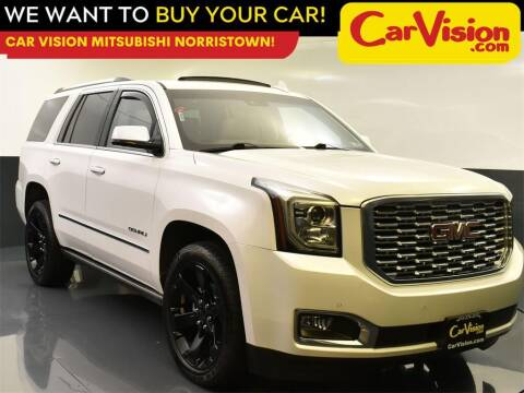 2018 GMC Yukon for sale at Car Vision Mitsubishi Norristown in Norristown PA