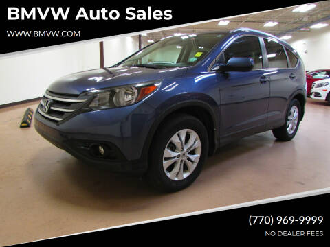 2014 Honda CR-V for sale at BMVW Auto Sales in Union City GA
