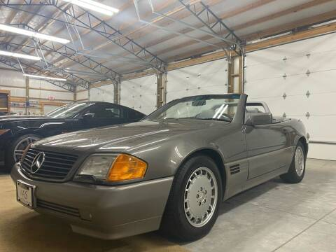 1991 Mercedes-Benz 500-Class for sale at Viewmont Auto Sales in Hickory NC