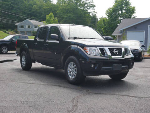 2017 Nissan Frontier for sale at Canton Auto Exchange in Canton CT